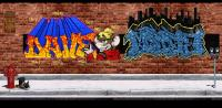2008 Graphic Mouse - Graffiti Wall