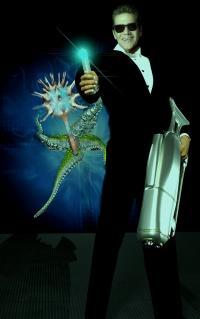 """Glenn Frey Tribute - Agent """"G""""  M.I.B."""