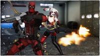 Deadpool First Date