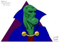 2009 - Martian Manhunter McChin