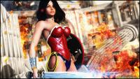 Wonder Woman No Tears