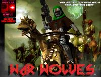 Unicorn Comics Coming Attractions - War Wolves