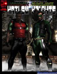 Unicorn Comics Coming Attractions - Harlem Knights