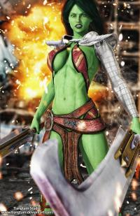 World War She Hulk