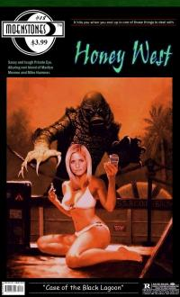 "Honey West #18  ""Case of the Black Lagoon"""