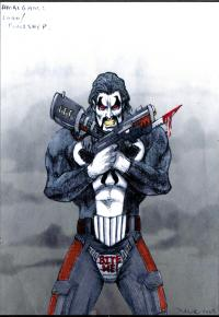 2008 - GM Amalgam Draw-Off: Lobo-Punisher