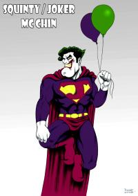 2008 - GM Amalgam Draw-Off: Squinty McJoker-Chin