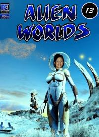 "Alien Worlds #13  ""Cold Worlds"""