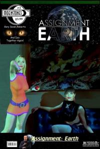 """Assignment Earth""#3 Various Covers"