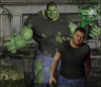 Me?, As The Hulk!?
