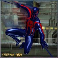 SPIDER-MAN 2099!!!