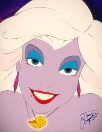 Ariel as Ursula