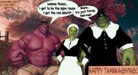 Happy Hulksgiving!