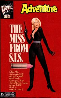 Adventure: The Miss From S.I.S. #1