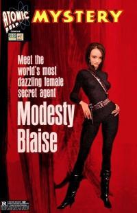 Mystery  - Modesty Blaise #1