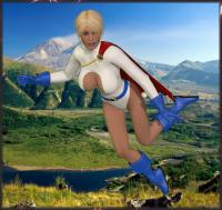 Power Girl!
