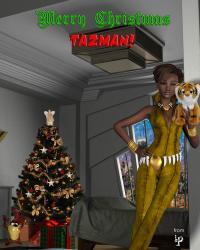 Heromorph Christmas 2016 To Tazman from Pijon
