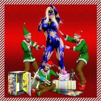 Heromorph Christmas 2016 To Jr from DrunkDragon