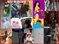 Best of 2D - 2016