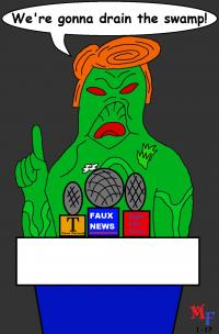 Swamp Thing 2017