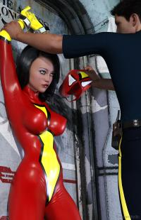 Spider-Woman Unmask