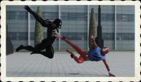 The Scarlet Spider VS Venom