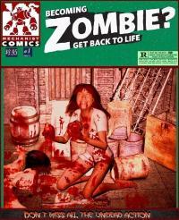Mechanist Comics: Becoming Zombie #1