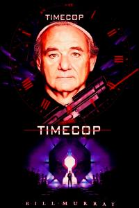 "DDNN Bill Murray is ""Timecop"""