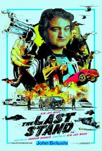 "DDNN John Belushi in ""The Last Stand"""