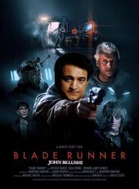 """DDNN John Belushi in """"Blade Runner"""""""