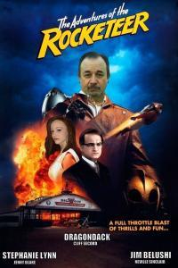 """DDNN John Belushi  in """"The Rocketeer"""""""