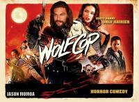 "DDNN Jason Momoa ""Wolfcop"""