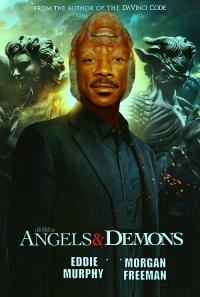 "DDNN Eddie Murphy in ""Angels & Demons"""
