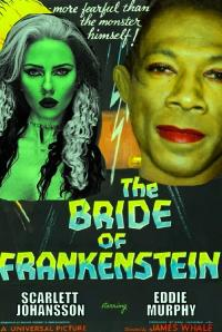 "DDNN Eddie Murphy in ""The Bride of Frankenstein"""