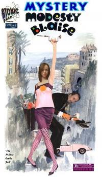 Mystery: Modesty Blaise #6