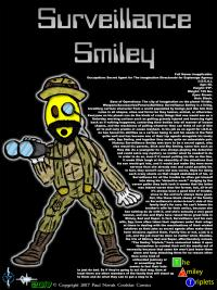 Surveillance Smiley