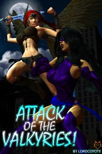 ATTACK OF THE VALKYRIES!