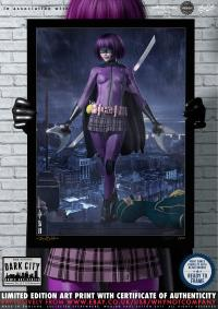 Hit-Girl, Kick-Ass 'Dark City' Series