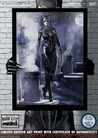 Catwoman Batman Returns 'Dark City' Series
