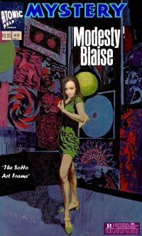 Mystery: Modesty Blaise #8