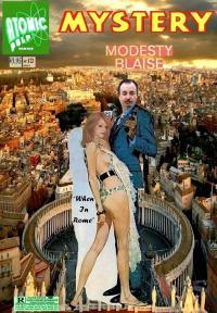 Mystery: Modesty Blaise #10