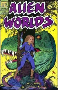 Alien Worlds #22