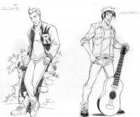 ARCHIE & JUGHEAD by Jinky Coronado
