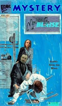 Mystery: Modesty Blaise #12