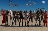 "March Madness 2: ""Star Wars III: the Babe Brigade"""