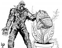 March Madness2: Swamp Thing's New Pet