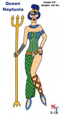 Queen Neptunia