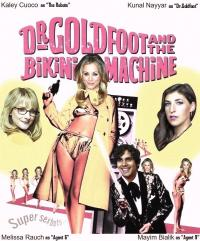 Bad Casting 4: Dr Goodfoot and the Bikini Machine