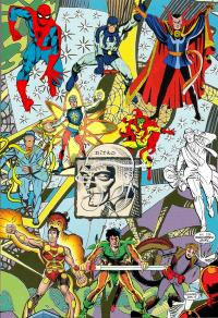 Influence Map: Ditko