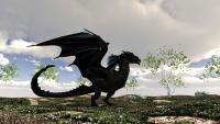 Irghizite Dragon